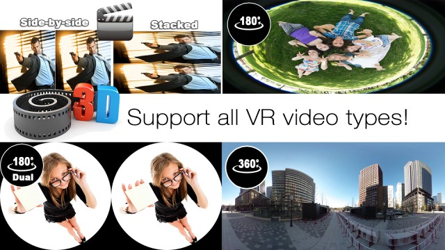 Watch Virtual Reality Movies on Android