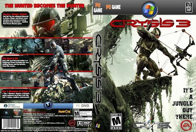 Crysis 3 - PC Desktop