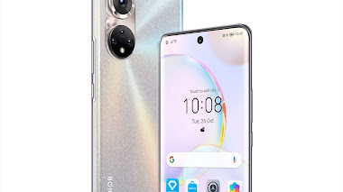 Confirmado: la serie HONOR 50 contará con Google Mobile Services - Denek32