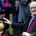 Argentinos parabenizam Quino, o pai da Mafalda, pelo seus 87 anos de vida