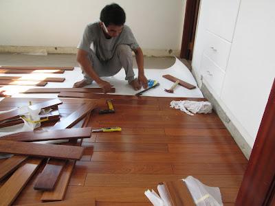 Bí quyết tăng tuổi thọ của sàn gỗ
