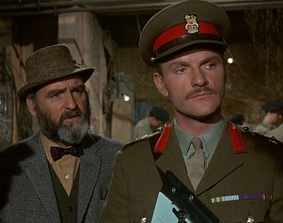 Andrew Keir and Julian Glover