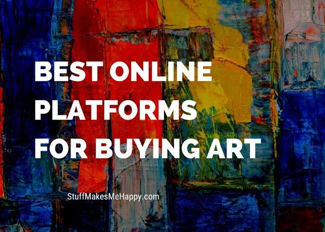 Best Online Platforms for Buying Art