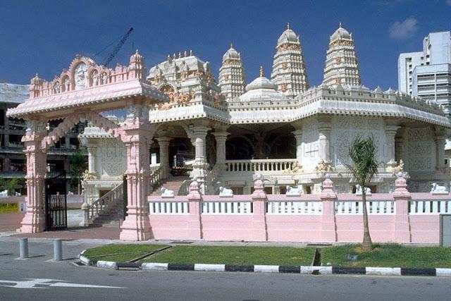Sri Sivan Temple - Singapore