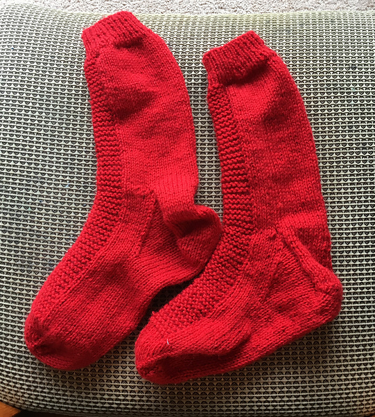 Knitting Slippers For Charity : Crazy knitting fool fo rye socks for charity