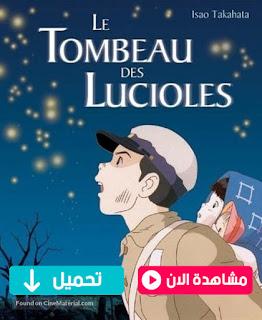 مشاهدة وتحميل فيلم Grave Of The Fireflies 1988 مترجم عربي