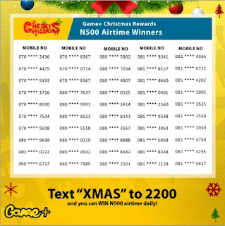 Free Browsing: MTN Xmas Offer Get 150mb + N500