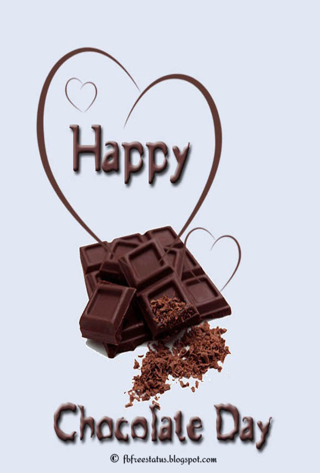 Chocolate Day Quotes Wishes and Images