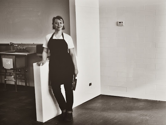 Bad Ass Butcher: Andrea Deibler Makes Her Mark with Whole Animal Butchery