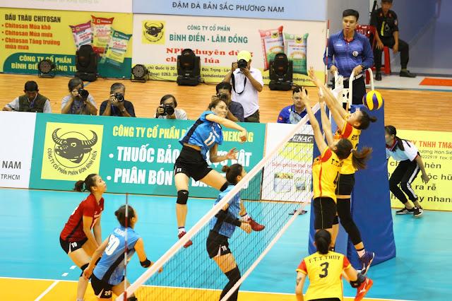 Chủ công Nguyễn Thị Xuân được bổ sung vào ĐTQG nữ cho SEA Games 30