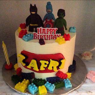Kue Ulang Tahun Rafri