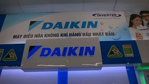 Giới thiệu về điều hòa không khí Daikin Inverter - tập đoàn Daikin-dong-anh