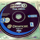 Disc of Sonic Adventure 2: The Trial