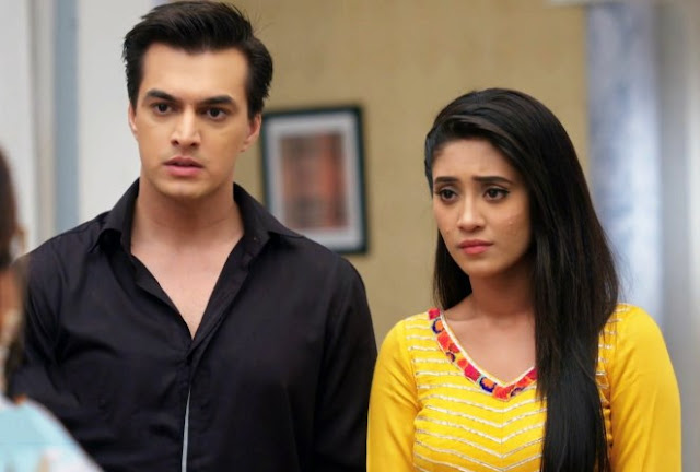 Fire set between Goenkas Singhanias for Keerti's Child in Yeh Rishta Kya Kehlata Hai