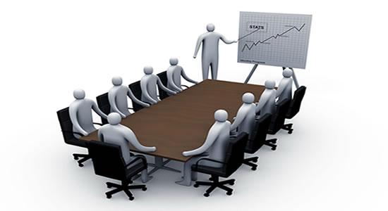 Resultado de imagen de reunion empresa cgt