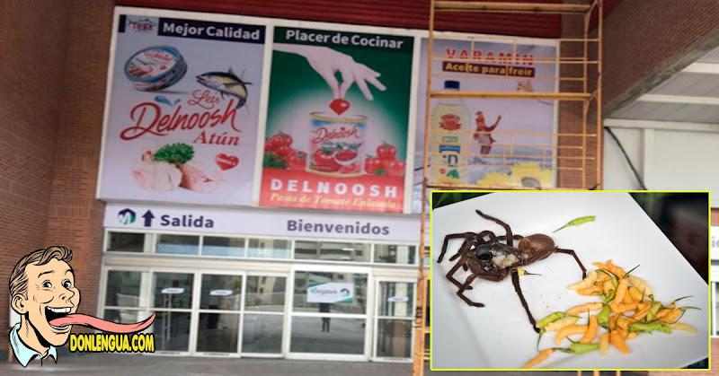 ÉXITO | Inauguran en Caracas la primera tienda de comida Iraní