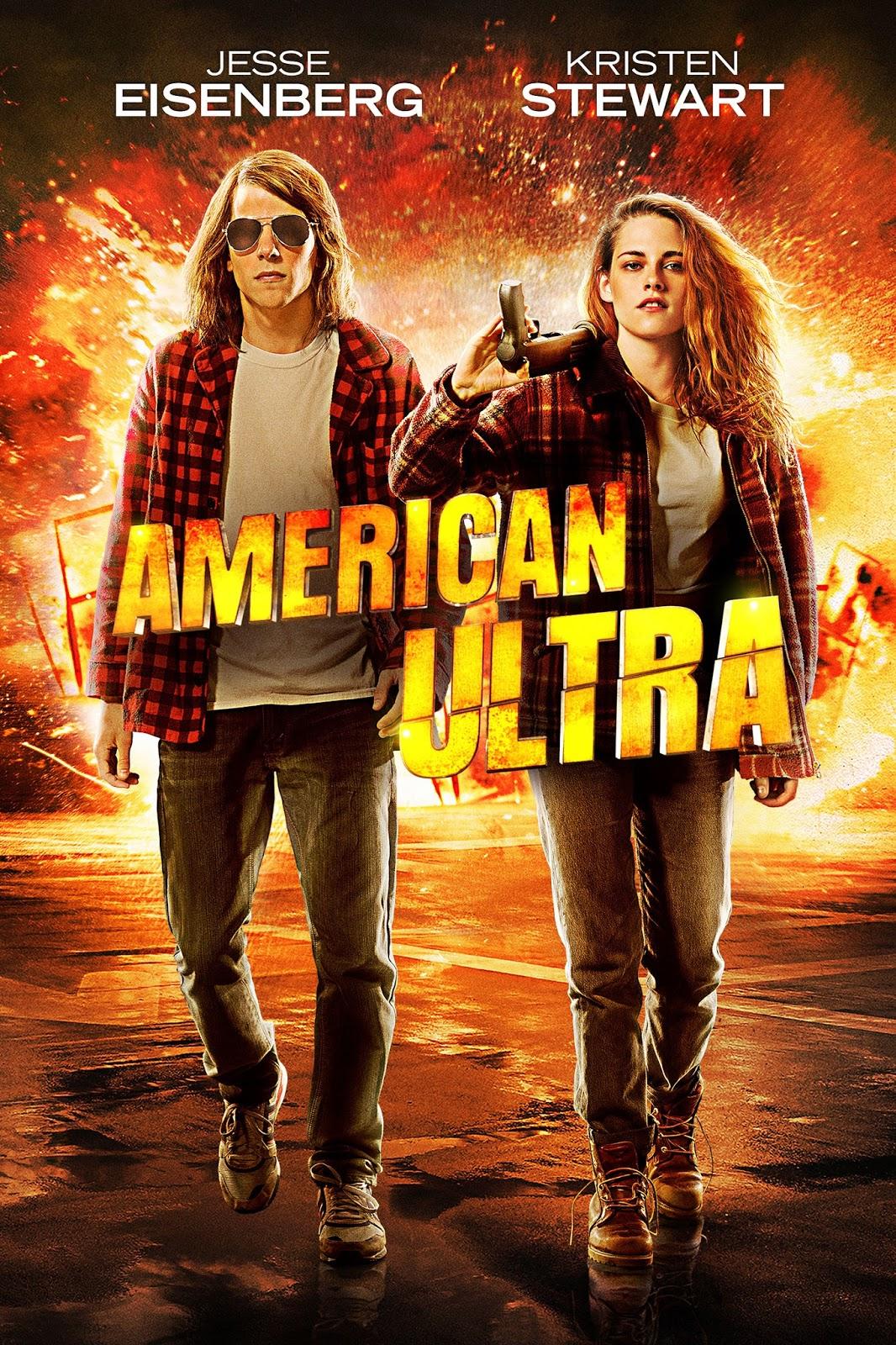 American Ultra: Armados e Alucinados - Full HD 1080p