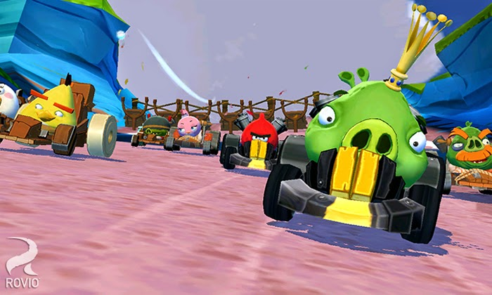 Download ANGRY BIRDS GO for Android via Google Play Store