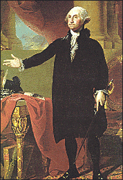 painting of George Washington from wpclipart.com