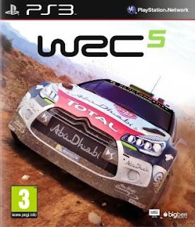 WRC 5 FIA World Rally Championship PS3