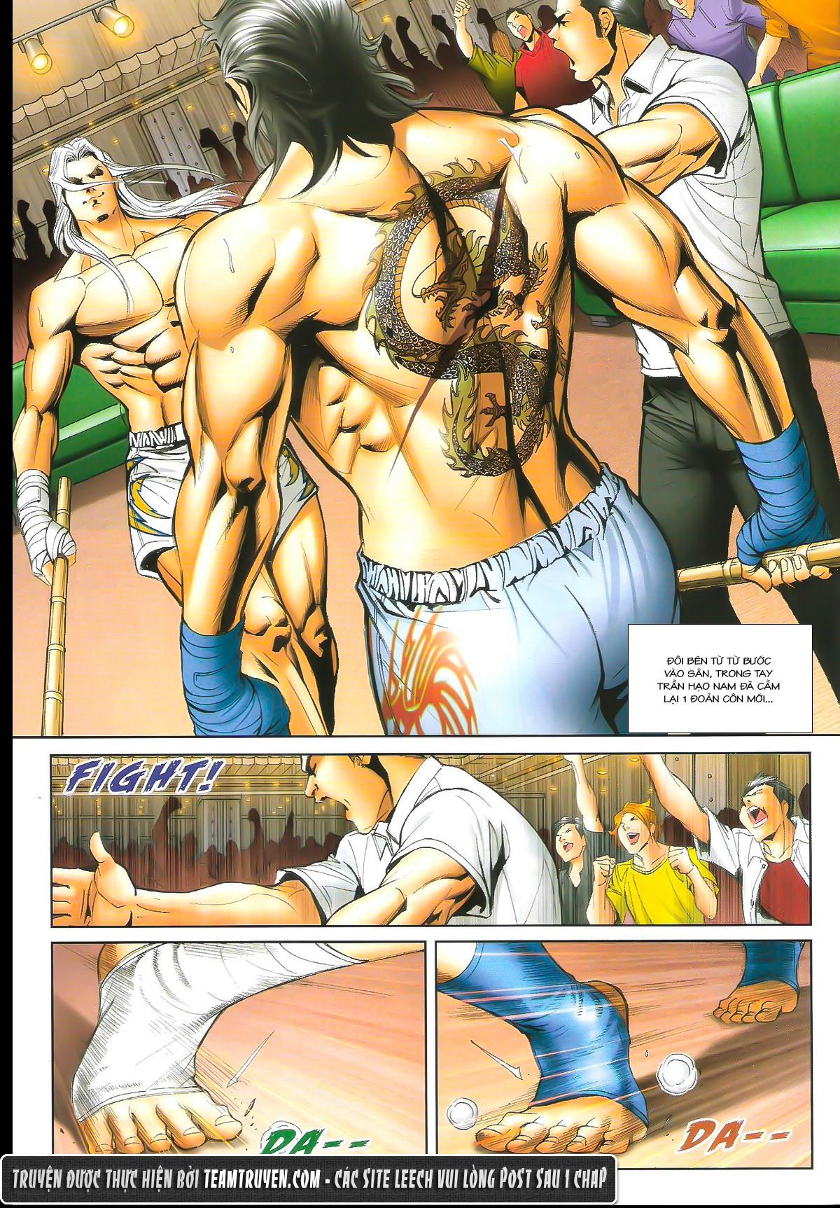 Người Trong Giang Hồ chapter 1634: nắm chắc phần thắng trang 10