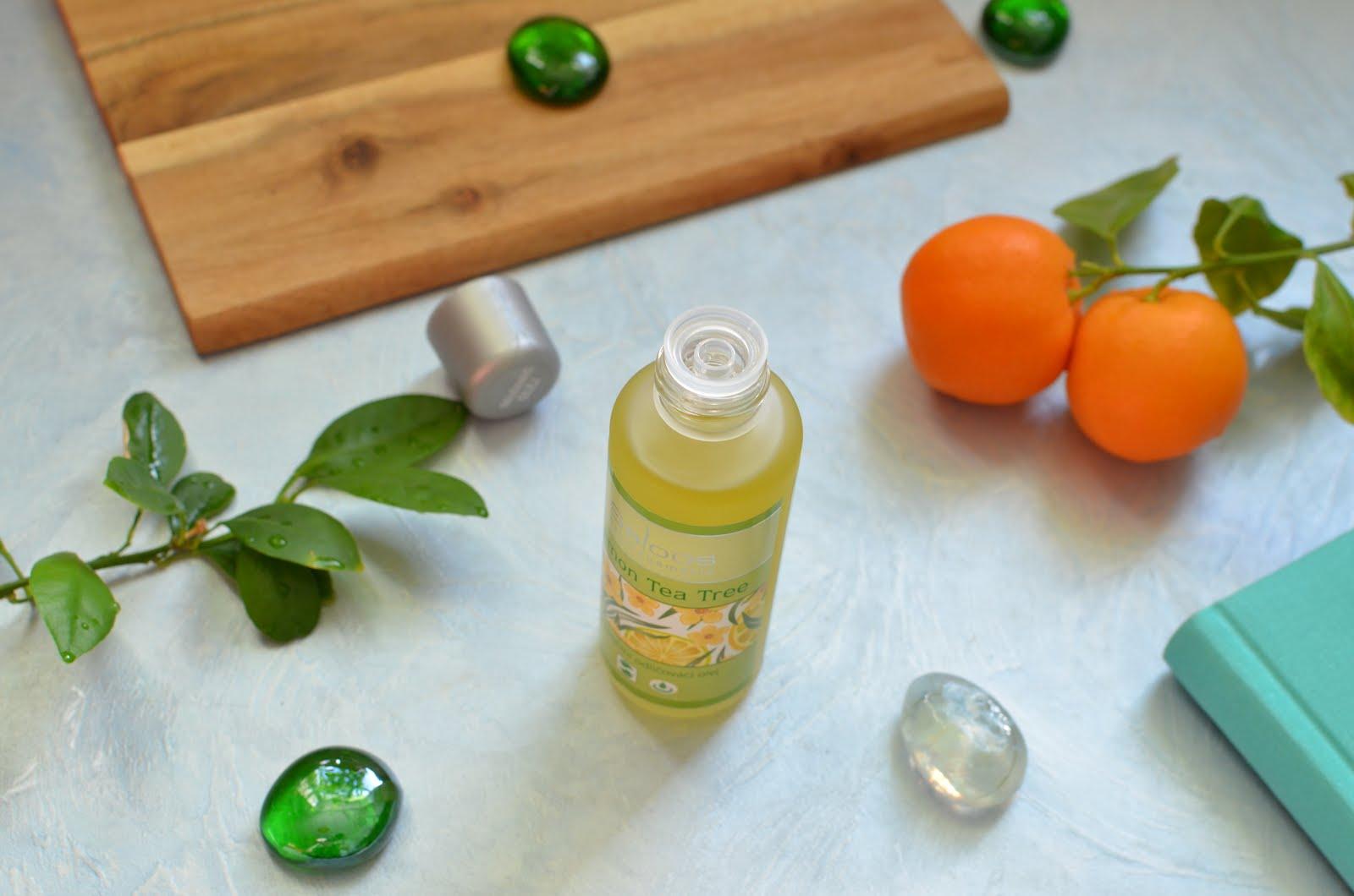 """Saloos Make-up Removal Oil олійка для зняття макіяжу """"Лимонне чайне дерево"""" Notino"""