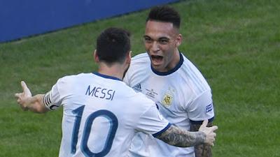 """Messi phá đám, """"sát thủ"""" đá cặp Lukaku từ chối 3000 tỷ đồng của MU"""