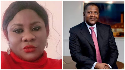 'I Can't Marry A Man Like Dangote' – Yoruba Actress Reveals