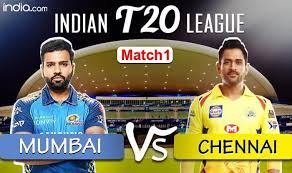 MI vs CSK, 1st match of IPL 2020 highlights, CSK won