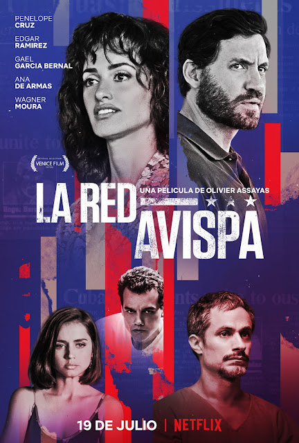 Cartel La red avispa