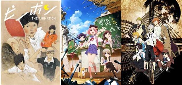 rekomendasi anime seinen terbaik yang bagus paling keren