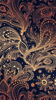Wallpaper wa kain batik keren