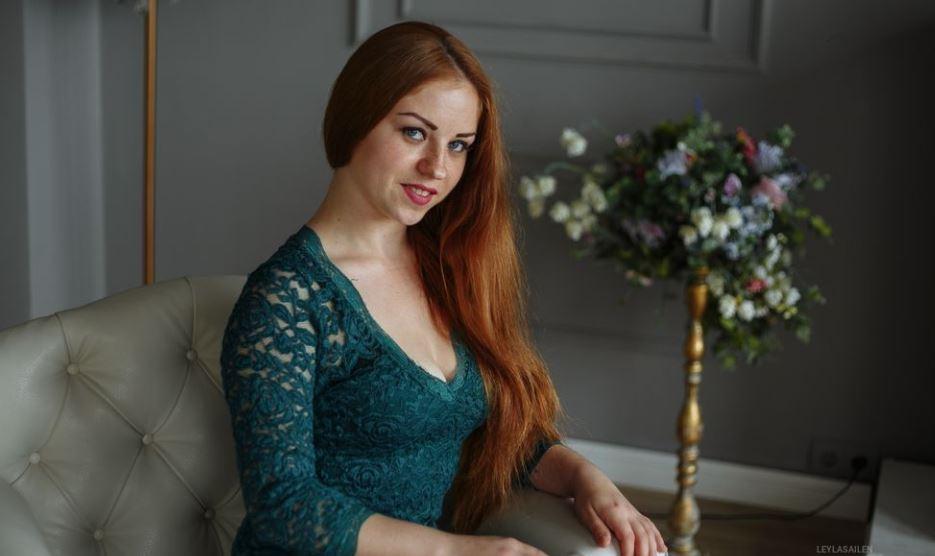 LeylaSailen Model GlamourCams