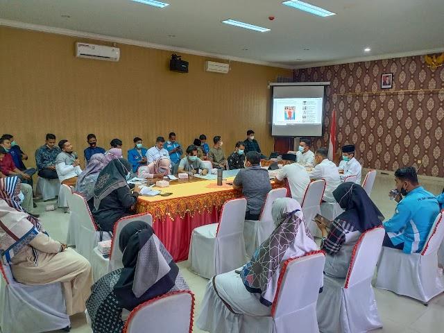 """Komunitas """"Daweut Apui"""" Bireuen, Gelar Workshop Memfasiliatsi Keluhan Warga"""