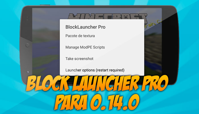 Block Launcher Pro Apk - LauncherPro APK Most favored