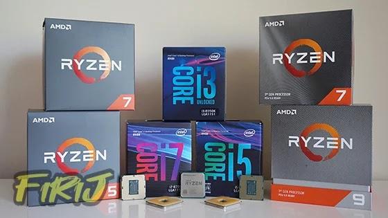 Top 5 des meilleurs processeurs