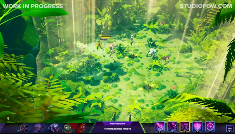 Subverse developers create their own launcher and answer questions about the game's release