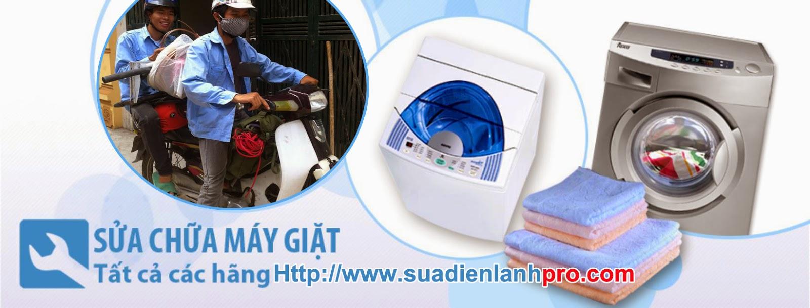 Sửa chữa Máy giặt tại nhà Hà Nội - Thợ giỏi
