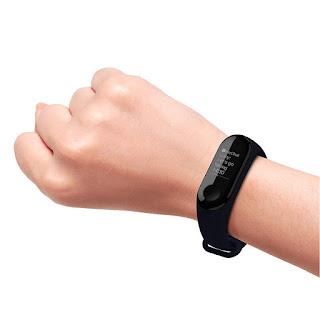 mi smart band 3, fitness band, best smart watch