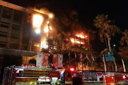 Penyebab Kebakaran Gedung Kejaksaan Agung