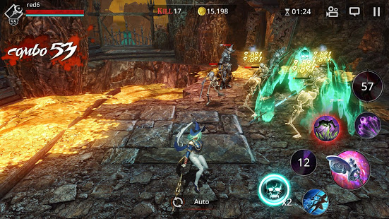 Free Download Darkness Rises Mod Apk for Android Terbaru  Darkness Rises v1.1.2 Mod Apk (God Mode + 1 Hit Kill)
