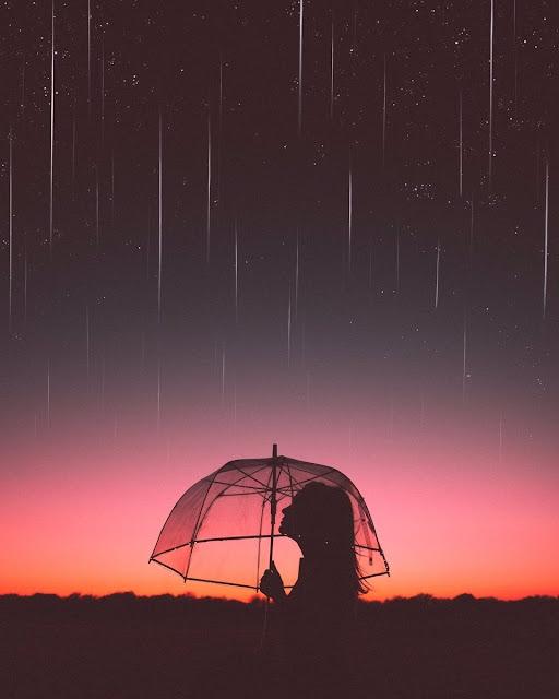 Thơ về mưa đêm - Các bài thơ mưa đêm lạnh lẽo & cô đơn