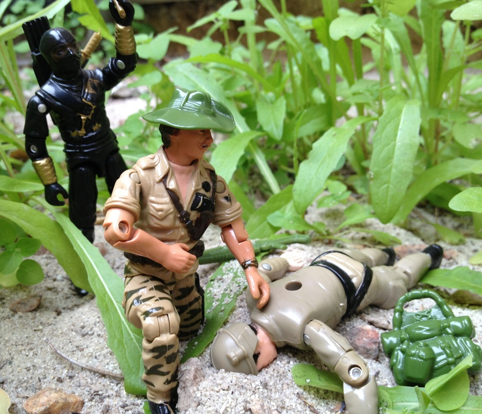 Leopardo, Brazilian exclusive Recondo, Estrela, Comandos Em Acao, Steel Brigade Mail Away, Fuego, Argentina Exclusive Ripcord, Plastirama, Ninja-Ku, Chinese Major Bludd, Risco, Alpine, Sokerk