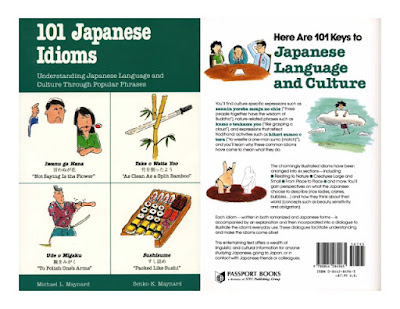 Jago bahasa Jepang dengan ebook 101 Japanese Idioms