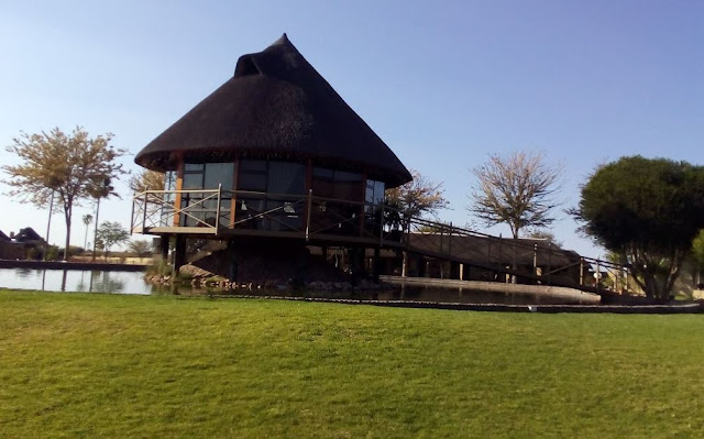 La Spa del Lapa Lange Game Lodge