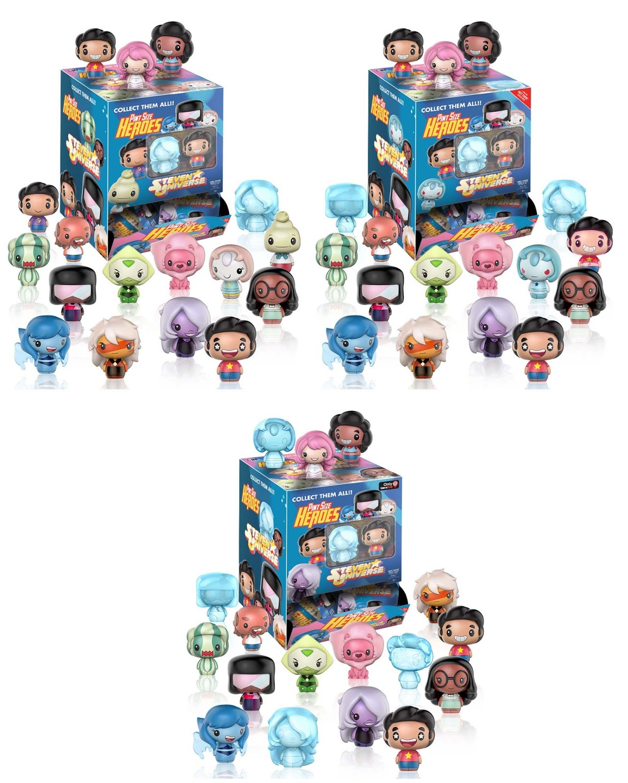 collecting toyz funko announces pint size heroes