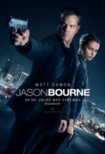 Jason Bourne BDRip Dublado 2016 + Torrent 720p e 1080p