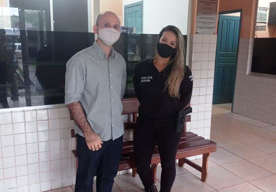 Nova corregedora da Polícia Civil no Baixo Amazonas e Tapajós forma equipe; confira