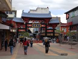 costa rica chinatown