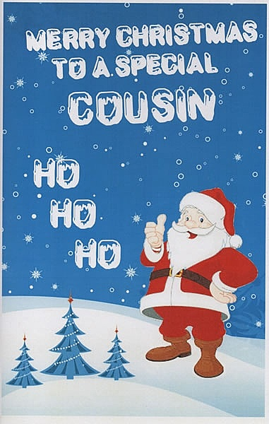 merry christmas cousin images
